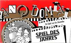 Anno Domini - Spiel des Jahres - Abacusspiele
