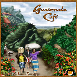 Guatemala Cafe - Eggertspiele