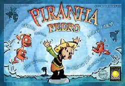 Piranha Pedro - Goldsieber
