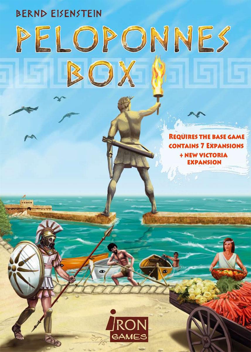 Bernd Eisenstein - Peloponnes Box- Irongames