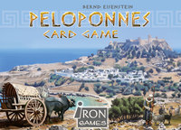Bernd Eisenstein - Peloponnes - Card Game - Irongames