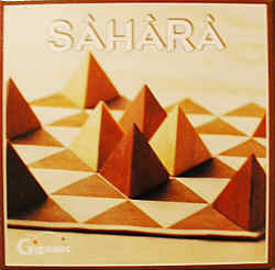 Sahara - Gigamic